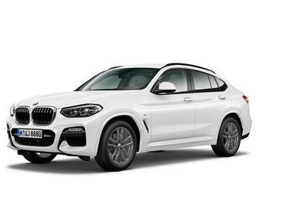 begagnad BMW X4 xDrive20d xDrive 20d M Sport Drag NAV