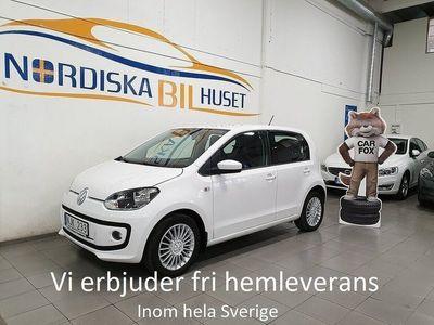 begagnad VW up! 1.0 Drive 75hk-Räntefritt