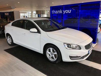 begagnad Volvo S60 D4 (190hp) Classic Momentum -Aut