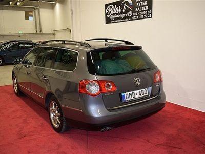 begagnad VW Passat 2.0 TDI Variant 4-Motion (140hk), 4WD