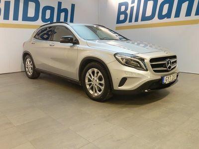 begagnad Mercedes GLA220 d 4MATIC 7G-DCT Euro 6 177hk