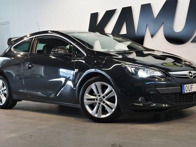 begagnad Opel Astra GTC 1.4 Turbo 140hk
