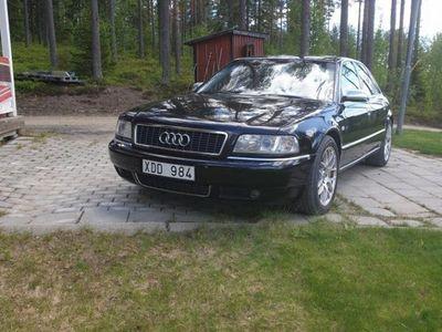 begagnad Audi S8 4.2 V8 quattro