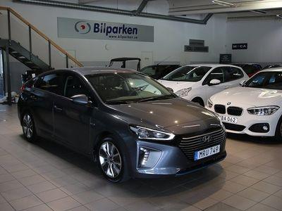 used Hyundai Ioniq Hybrid 1.6 DCT Euro 6 141hk -17