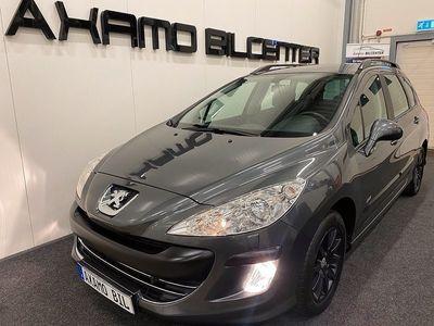 """begagnad Peugeot 308 SW 2.0 140HK 10900MIL""""0KR KONTANT"""""""