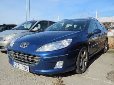 begagnad Peugeot 204 407 SW 2,7 HDI V6 Automathk -08
