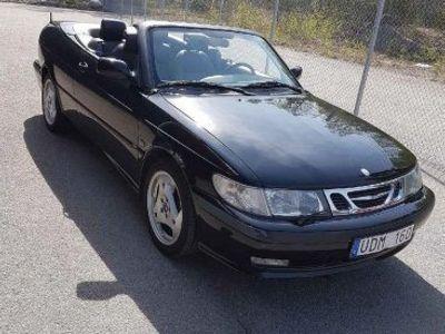 begagnad Saab 9-3 Cabriolet 2.0 T SE 150hk