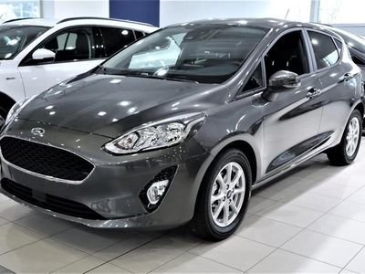 begagnad Ford Fiesta Trend Plus 1.0T EcoBoost 100hk 6at