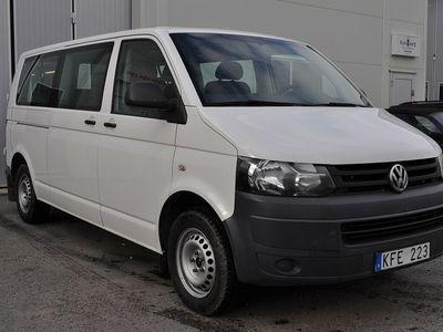 begagnad VW Caravelle 2,0 TDI TRENDLINE 9-SITS -13