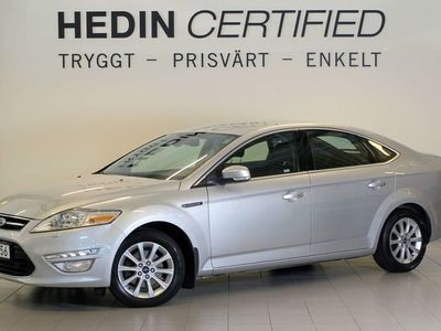 begagnad Ford Mondeo 1.6 TDCi 115hk TitaniumX PVärm Låg skatt