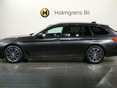 begagnad BMW 520 d xDrive Touring Sportline / Värmare