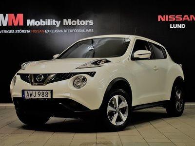 begagnad Nissan Juke 1.6 110 N-Connecta | Demo