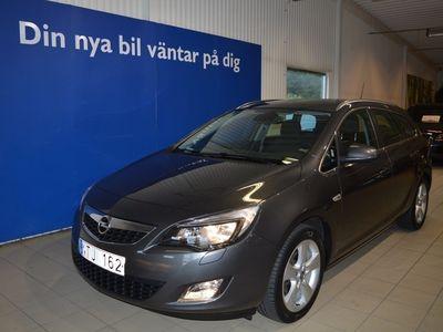 begagnad Opel Astra 4Sport KombiDragFordonsskat 1086:-År