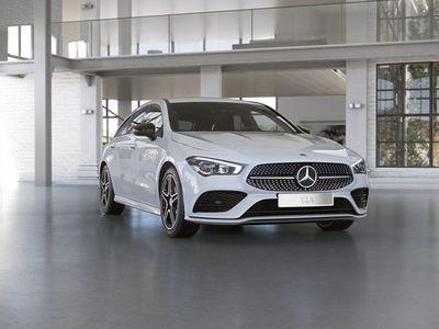 begagnad Mercedes CLA220 PRIVATLEASING LAGERBILS