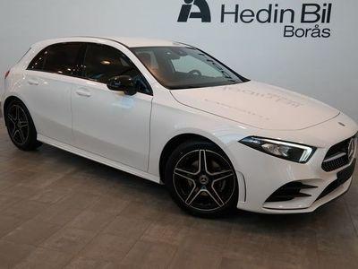 begagnad Mercedes A180 // AMG line // automat // Demo //