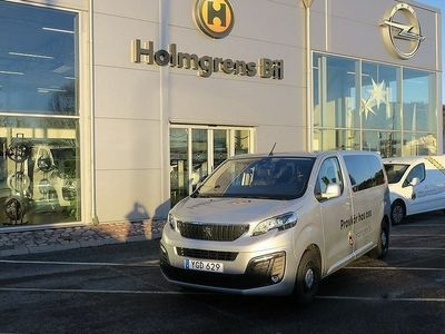 begagnad Peugeot Traveller Business L2180hk AUT