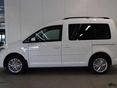 begagnad VW Caddy Life COMF-L EU6 TDI 150HK DSG/Navi/Drag/Plus