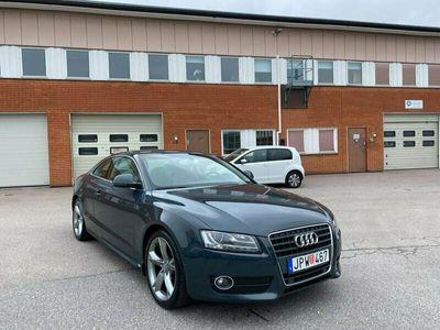 begagnad Audi A5 Coupé 2.0 TFSI 180hk Endast 5158 mil Toppskick