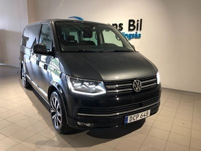 begagnad VW Multivan MULTI HL 199HK TDI DSG/4M