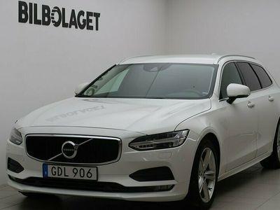 begagnad Volvo V90 D4 AWD Momentum Advanced Edition