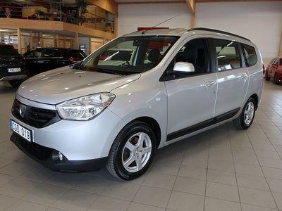 begagnad Dacia Lodgy 1,5 dCi 110hk Laureate 7-Sits -14
