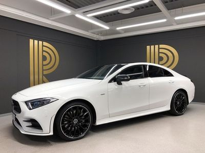 begagnad Mercedes CLS450 4MATIC (367hk) Edition -19
