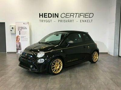 begagnad Fiat 500 Abarth Övrigt 595SCORPIONE ORO 1.4 Limited edition 2021, Cab Pris 269 900 kr