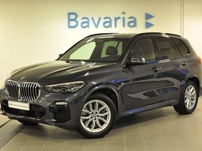 begagnad BMW X5 xDrive30d xDrive 30 A M-Sport Innovation Winter