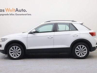 begagnad VW T-Roc TSI190 DSG 4M/P-värmare