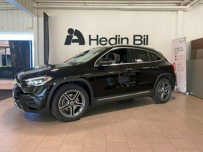 begagnad Mercedes GLA250 E