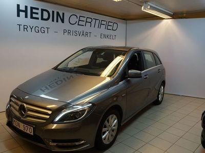 begagnad Mercedes B180 CDi BlueEfficiency