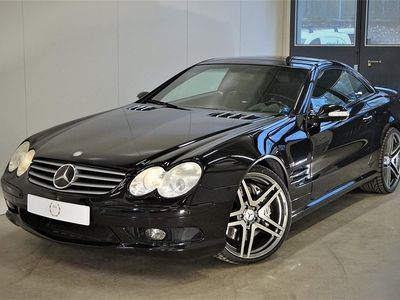 begagnad Mercedes SL55 AMG AMG AMG Speedshift DCT 476hk