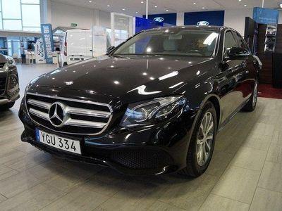 begagnad Mercedes E220 Sedan Euro 6 194hk