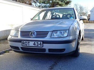 begagnad VW Bora 1.6 -00