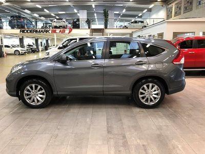 begagnad Honda CR-V 2.2 i-DTEC 4WD AUT DRAG BACKKAMERA