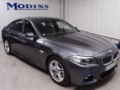 begagnad BMW 530 d X-drive Aut 258Hk M-Sport (MV+Drag)
