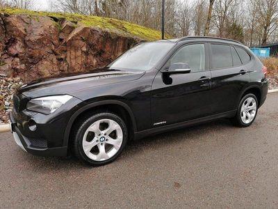 begagnad BMW X1 2.0 Xdrive 184HK
