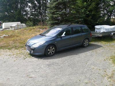 used Peugeot 307 2.0 HD -07