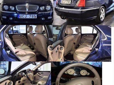 begagnad Rover 75 Tourer 2,5 V6 Aut