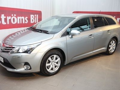 gebraucht Toyota Avensis Kombi 2.0 152hk Automat EDITION FEEL Drag