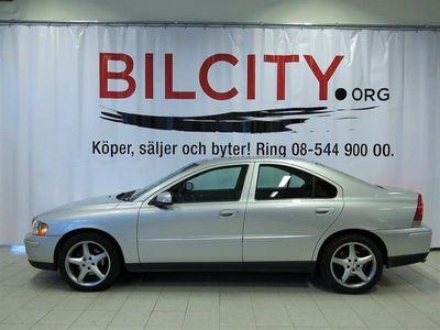 begagnad Volvo S60 2,4D Kinetic | Dieselvärmare | Svensksåld