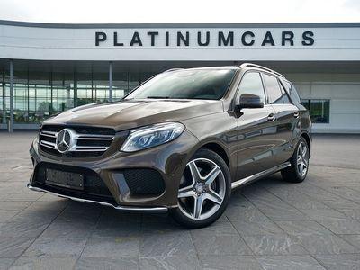 begagnad Mercedes 350 GLE-Klass4M AMG Line / Taklucka