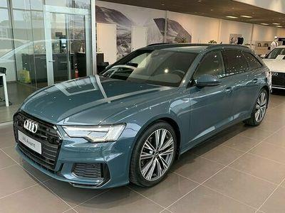 begagnad Audi A6 Quattro Avant 40 TDI S-line 2021, Personbil Pris 565 000 kr