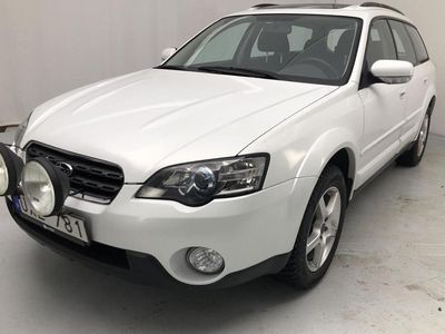 begagnad Subaru Outback 2.5i