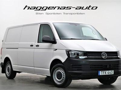 begagnad VW Transporter 2.0 TDI / Lång / Värma