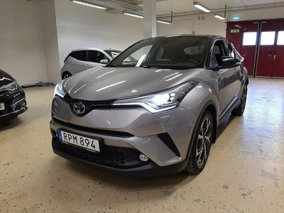 begagnad Toyota C-HR Style Teknikpaket JBL Drag