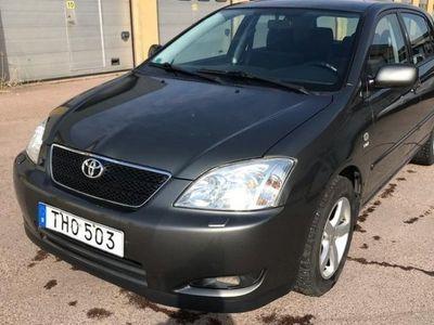 begagnad Toyota Corolla 02
