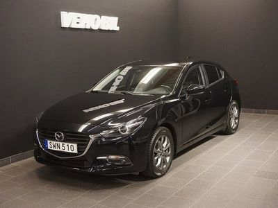 begagnad Mazda 3 Sport 2.0 SKYACTIV-G Sensorer Dödavinkelassistent