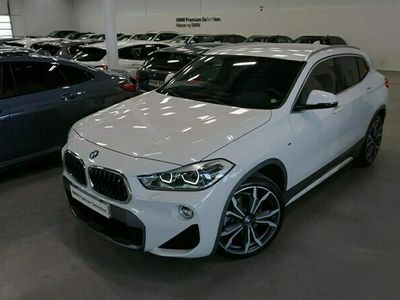 begagnad BMW X2 20i xDrive M-Sport X HiFi Hud Navi Drag CarPlay