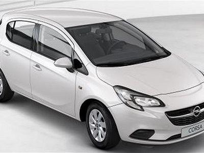 begagnad Opel Corsa Enjoy 5d 1.4 Pluspaket Flexcare Onstar 2017, Halvkombi 139 800 kr